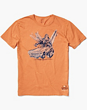 Bigfoot Surf T-Shirt