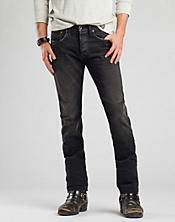 Black 121 Heritage Slim Jeans