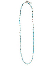 Blue Neon Necklace
