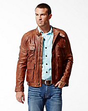 Bronson Leather Jacket