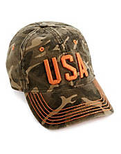 Camouflage Baseball Cap