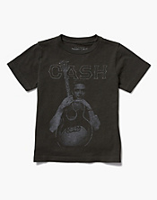 Cash And His Guitar T-Shirt
