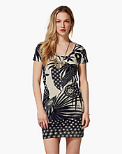 Chantal T-Shirt Dress