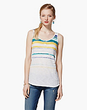 Charleigh Stripe Tank