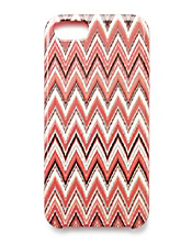 Chevron Printed Phone Hard Case