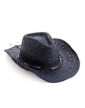 Cowboy Straw Hat