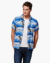 Dale Hope Hawaiian Linen Shirt