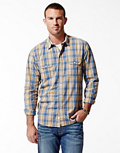 Deronda Plaid Two-Pocket Shirt