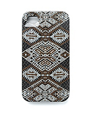 Diamond Print Hardcase