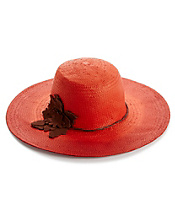 Dip Dye Floppy Hat