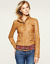 Downtown Gypsy Leather Jacket