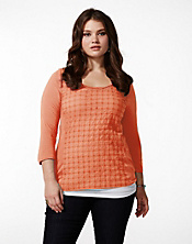 Ellis Cut-Out Top