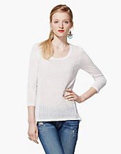 Ellis Cutout Top