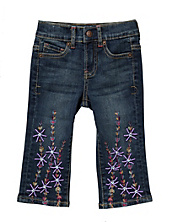 Embellished Cate Skinny Capri