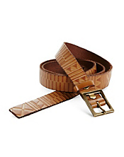 Etched Thin Belt