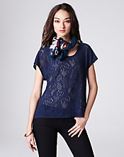 Ginger Lace top
