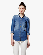 Glenmore Chambray Shirt
