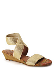 Hunter Wedge Sandals