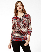 Indian Gate Peasant Top