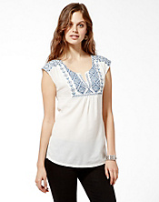 Irving & Fine Peasant Top