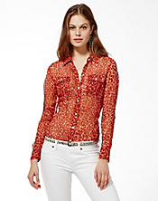 Jane Mayan Cheetah Shirt