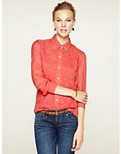 Joan Cutout Blouse