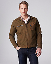 Johnson Motors Engineer Jacket