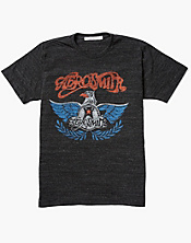 Junk Food Aerosmith T-Shirt