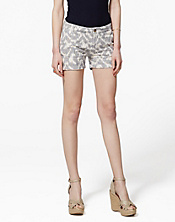 Leela Ikat Shorts