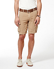 Long Beach Linen Shorts