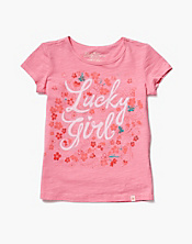 Lucky Girl T-Shirt