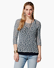 Marcie Multi-Color Sweater