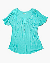 Marina Henley Top