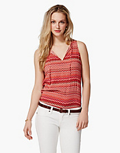Meadow Margarhita Striped Tank Top