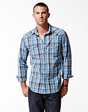 Monterey Plaid Western