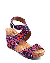 Moran Wedge Sandals*