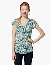 Myra Tropical Top
