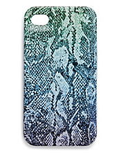 Ombre Snake Printed Hardcase