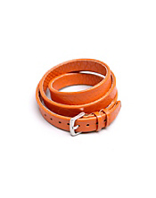 Orange Wrap Bracelet