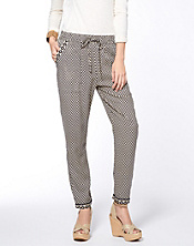 Patchwork Pant