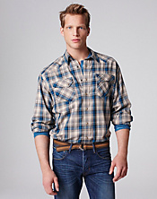 Pendleton Plaid Western Shirt