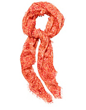 Printed Knot Scarf