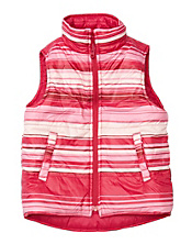 Reversible Puffer Vest