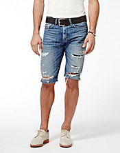 Riviera Club X Lucky Brand Denim Cutoff Shorts