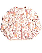 Roper Paisley Cardigan