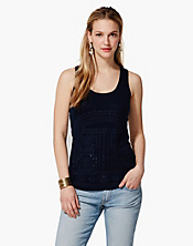 Sarai Cutout Tank Top