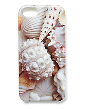 Seashell Photo Real Phone Hard Case