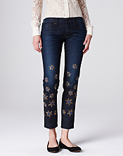 Sienna Cigarette Starburst Jeans