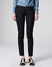 Snake Skin Cate Stacked Skinny Jeans*