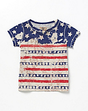 Stars &amp; Stripes Tee